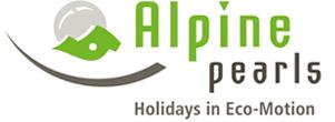 Haus Waldruhe is lid van de Alpine Pearls Oostenrijk